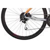 Cube Nature Rower crossowy Trapez szaro-pomarańczowy